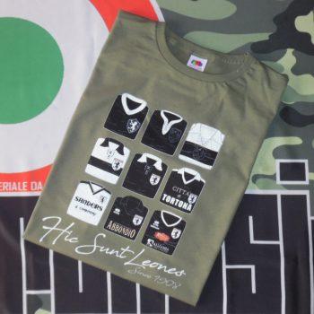 T-Shirt Derthona ufficiale Olive