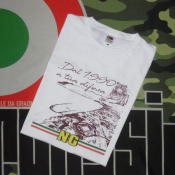 T-Shirt Salerno ng zona orientale