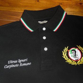 Polo Ricamata Ultras Ignari