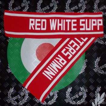 RIMINI RED WHITE SUPP. LANETTA ANNI'80