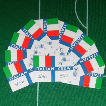 ADESIVI ITALIAN CREW